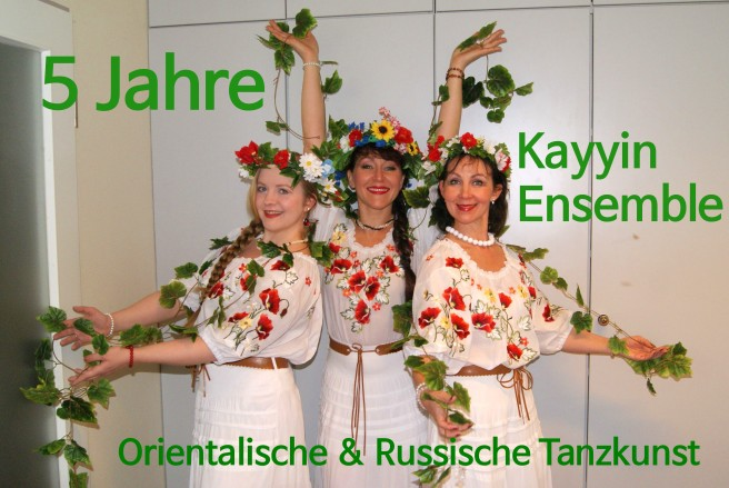 5 Jahre Kayyin Ensemble