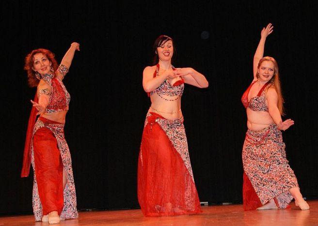 Klassisch-Orientalischer Tanz