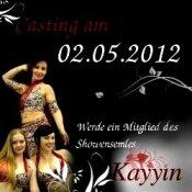 Casting Show-Ensemble Kayyin Banner