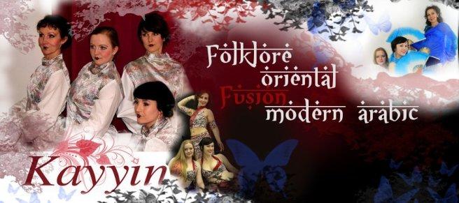 Kayyin Ensemble Banner