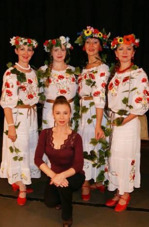 Kayyin Ensemble mit Catarina Flamenco