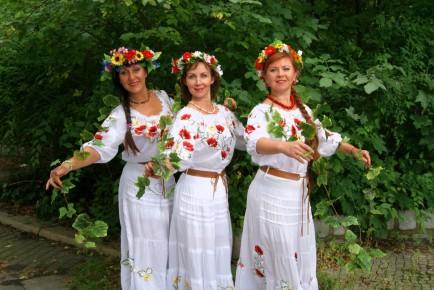 Ukrainischer Tanz beim Kiezfest Wedding