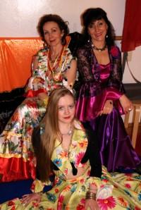 Zigeunertanz beim Studioabend