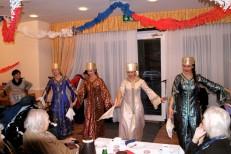 Russischer Lyrischer Tanz
