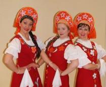 Russischer Tanz Kalinka