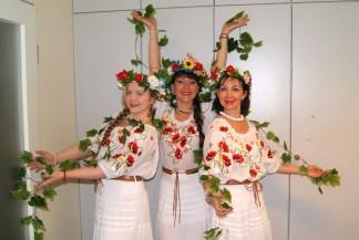 Ukrainischer Tanz