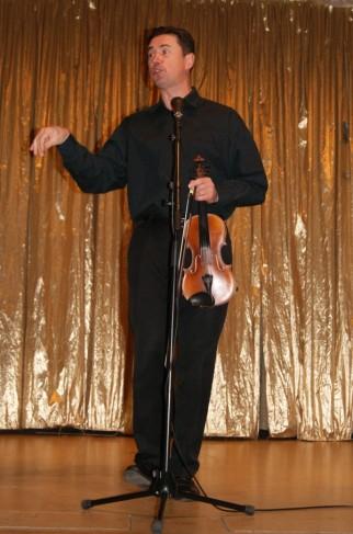 Trio Scho - Gennadij (Geige und Gesang)