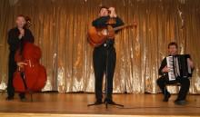 Trio Scho - Russische Musiker