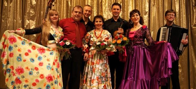 Trio Scho & Kayyin Ensemble